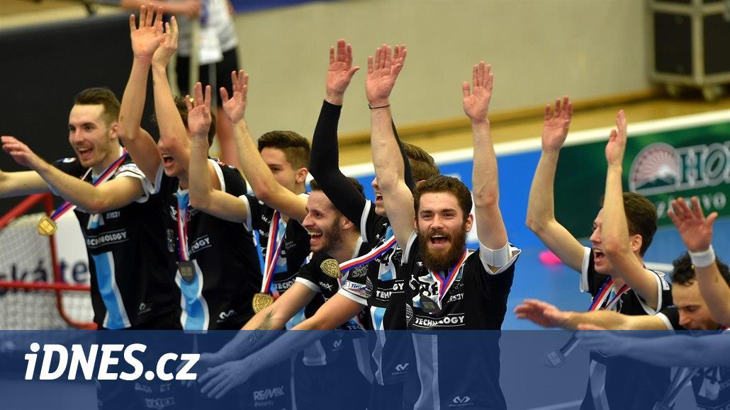 Mladá Boleslav vytvořila s 69 body rekord florbalové superligy