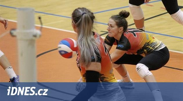 Volejbalistky Ostravy a Frýdku-Místku si hlavně přejí postup do play off