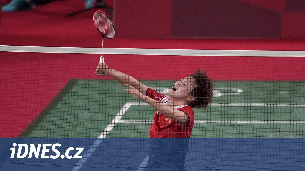 Čchen Jü-fej vrátila Čínu na olympijský trůn v badmintonové dvouhře
