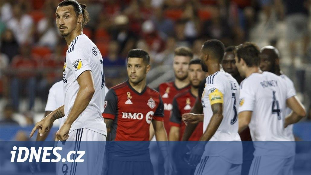 Ibrahimovic: Kvůli titulu bych mohl zakončit kariéru ve Švédsku
