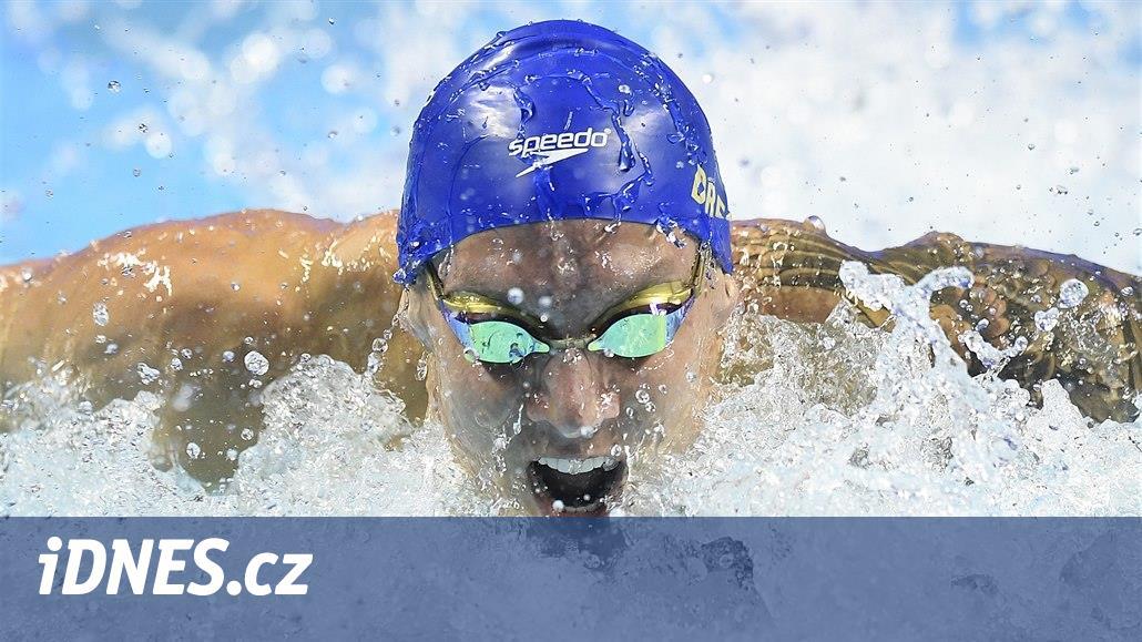 Hvězdný Američan Dressel zaplaval ve finále ISL dva světové rekordy