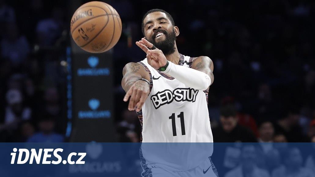 Basketbalista Irving dostal za účast na oslavě pokutu 50 000 dolarů