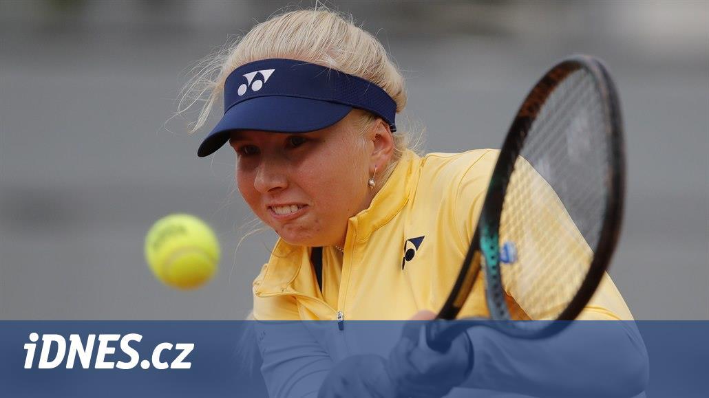 Přemožitelka českých tenistek Tausonová vyhrála turnaj v Lucemburku