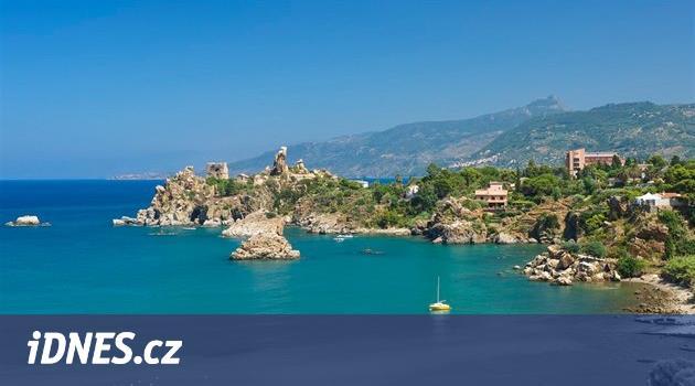 Sicilie Deset Mist Ktera Musite Videt A Jet Tam Muzete Po Cely
