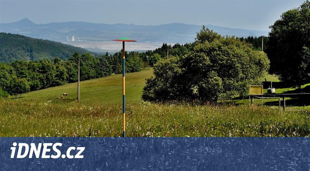 V pořadí třetí návrh trasy ropovodu Družba má Litvínov obejít