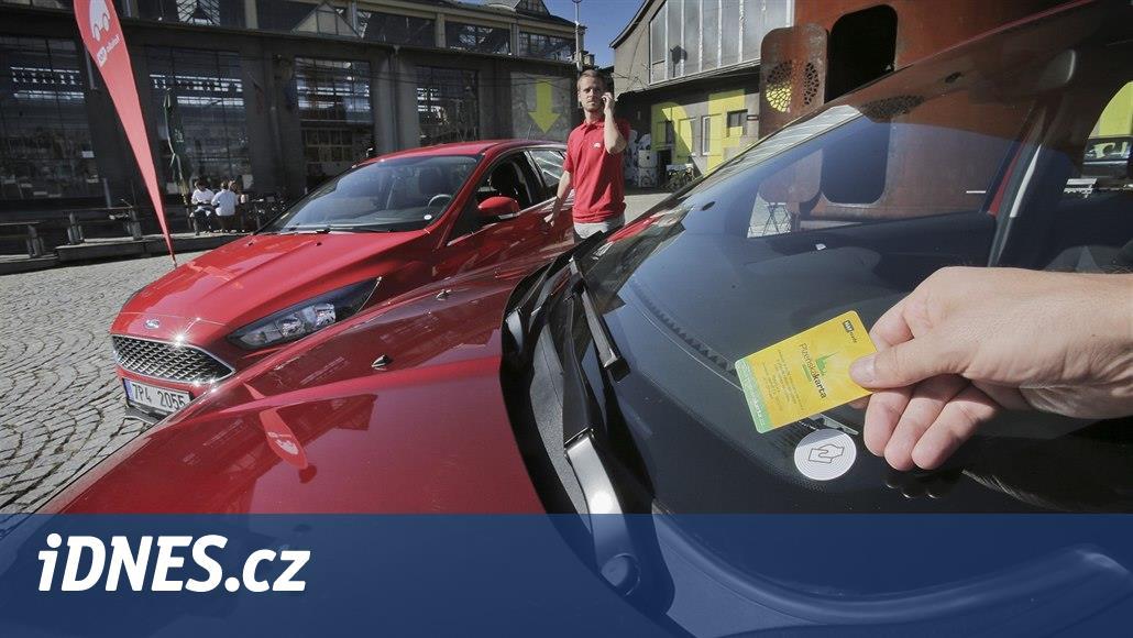 Dopravní podniky rozjely sdílení automobilů, konkurují soukromé firmě