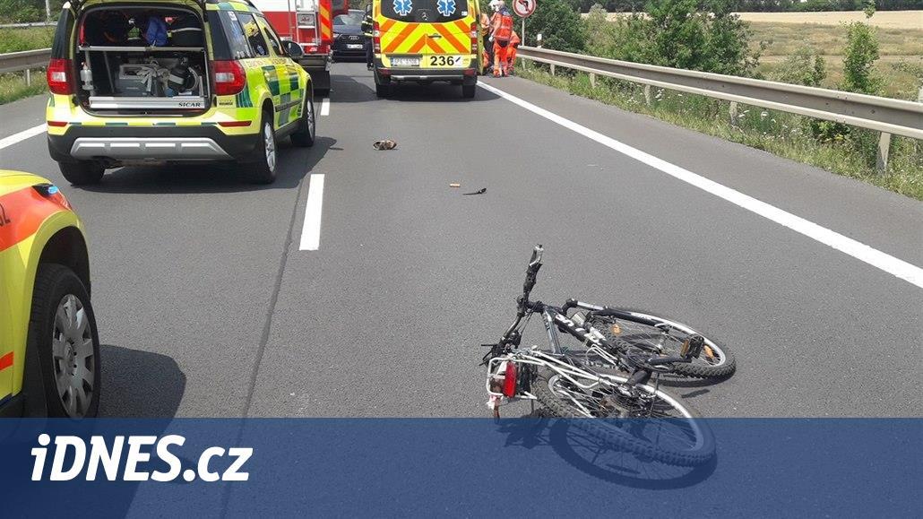 V Luhačovicích zemřel po pádu z kola cyklista. Vracel se z restaurace
