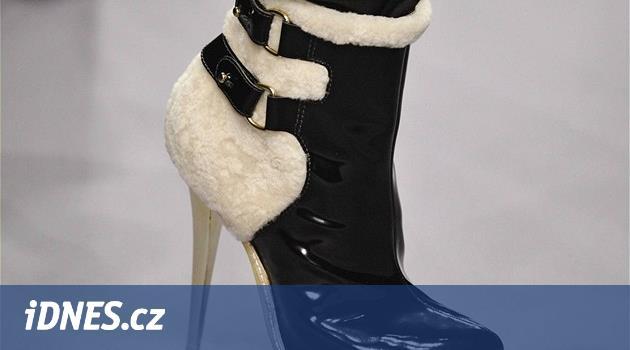 24a8bdc03575 Trendy zimní boty. Letí platformy