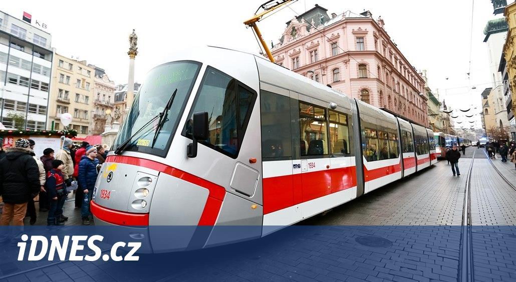 Brněnské tramvaje budou méně skřípat. Díky mazání, které využívá GPS