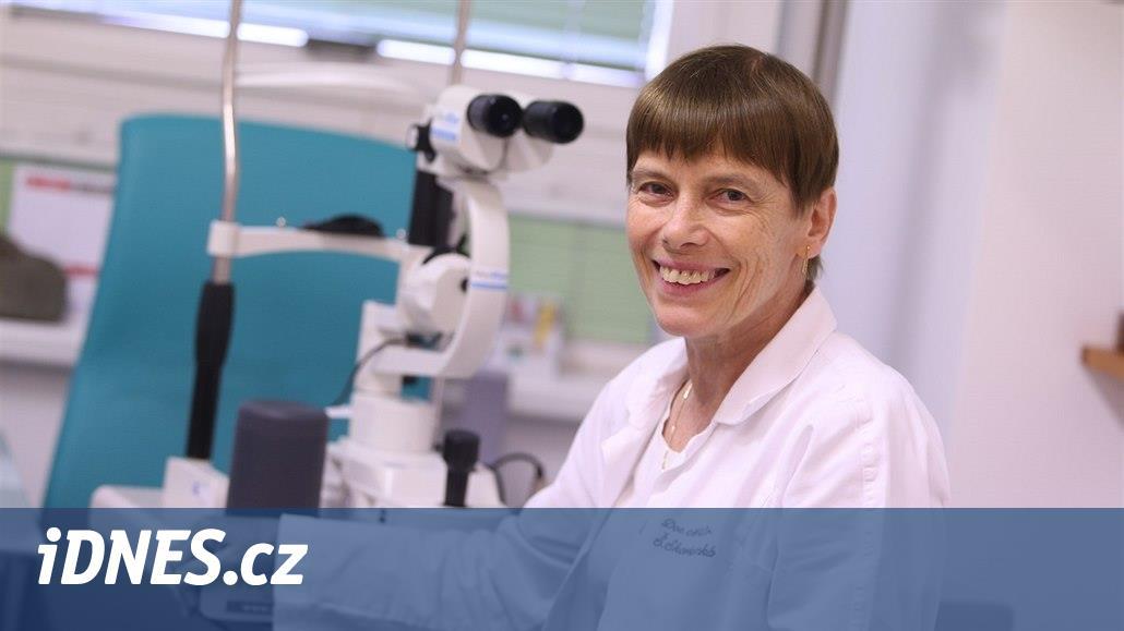 Žena ve vedoucí funkci musí zůstat ženou, míní oční lékařka Skorkovská