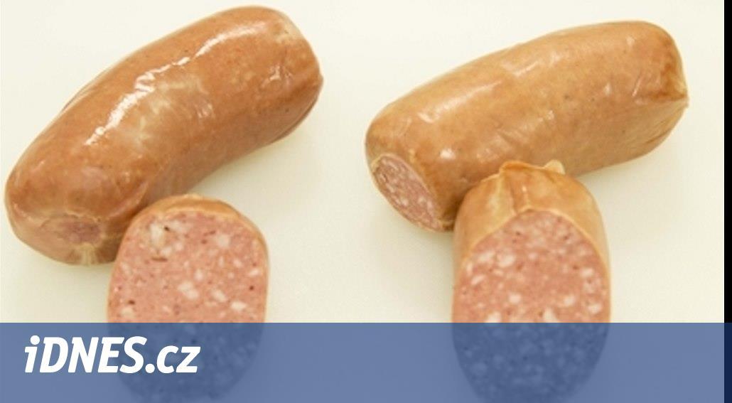 Zdravější buřt od vědců z Brna má méně soli, přesto dobře chutná