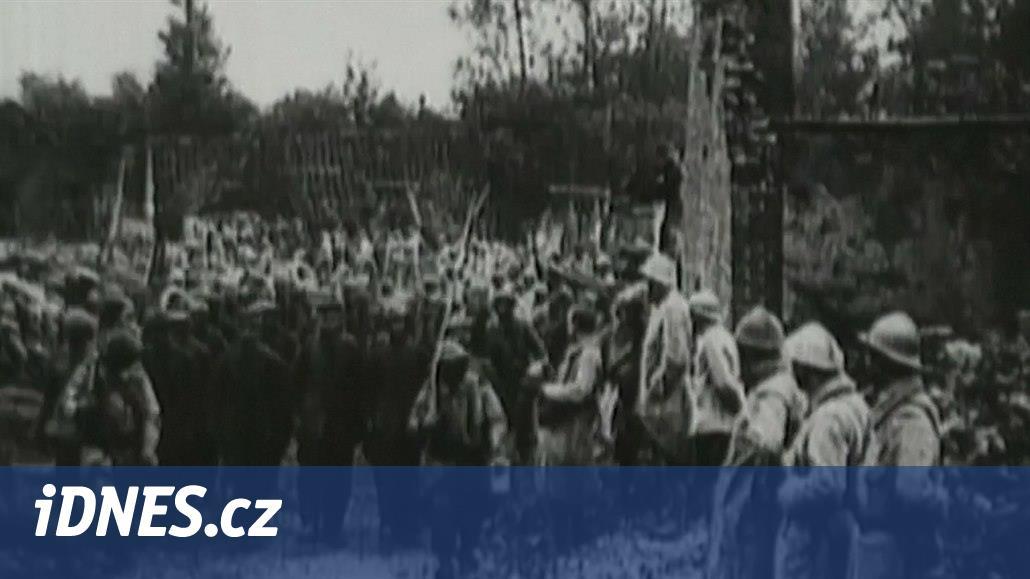 Německo a Rakousko si před 100 lety rozdělily ukrajinskou kořist