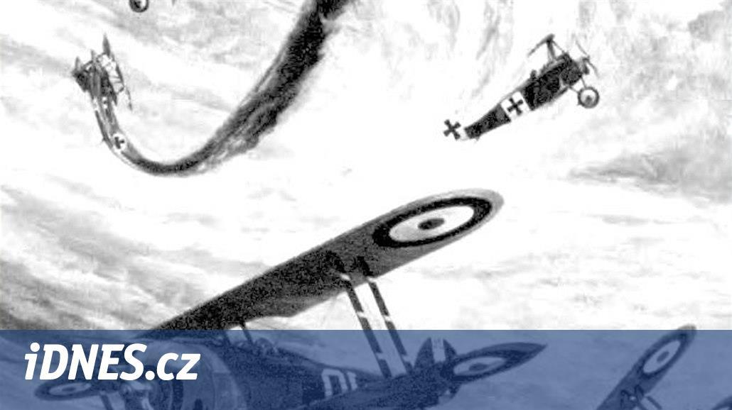 Před 100 lety zemřel na italské frontě první americký vojenský pilot