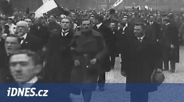 Prozatímní československá vláda vznikla před 100 lety