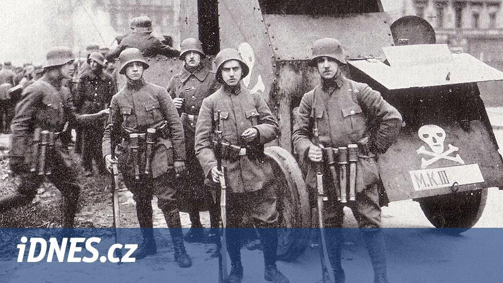 Horní Slezsko rozděleno. Spor mezi Polskem a Německem rozhodly vítězné mocnosti