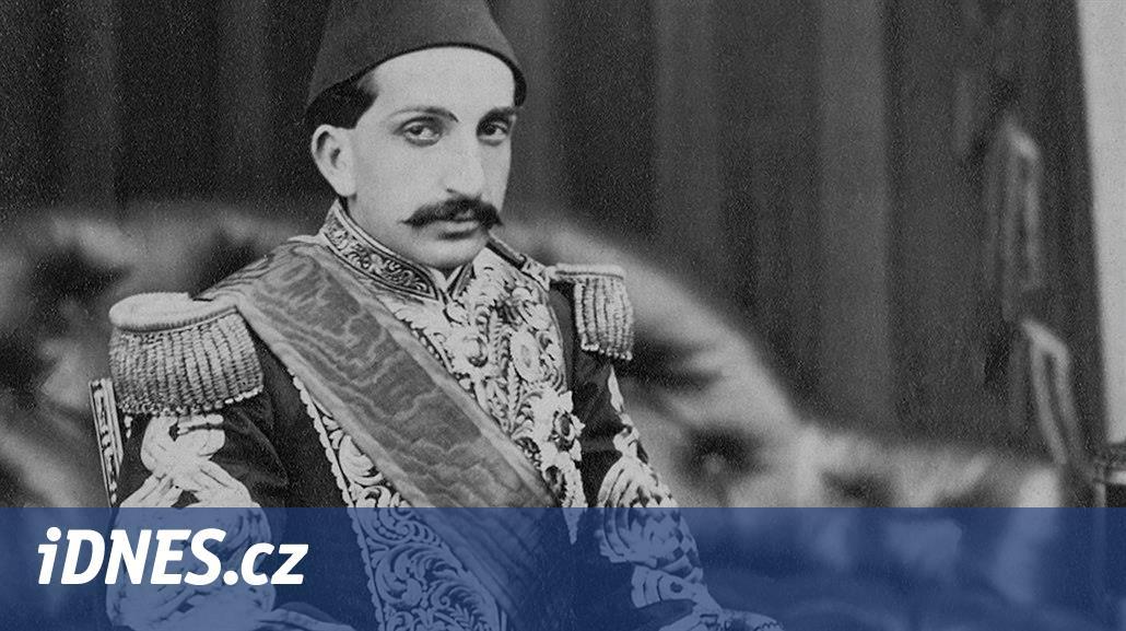 Sultán Abdülhamid II. nechal masakrovat Armény a rozjel Orient expres