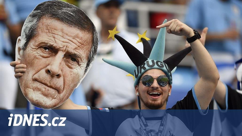 Fotbalisty Uruguaye nadále povede trenérský rekordman Óscar Tabárez