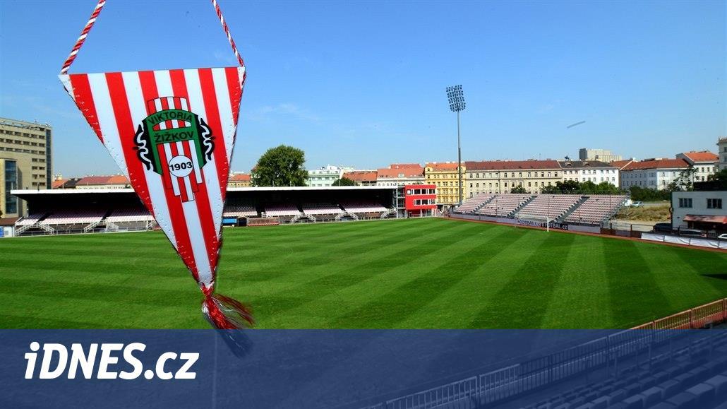 Viktoria Žižkov má nového majitele. Zbavil klub dluhů a chce první ligu