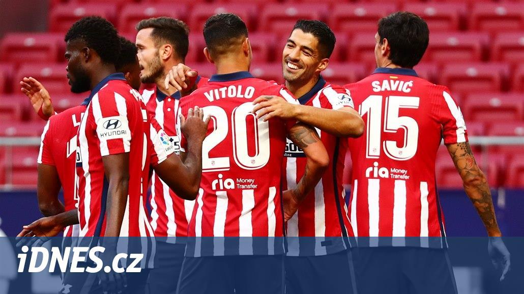 Suárez tentokrát bez gólu, Atlético remizovalo. Co předvede Real?