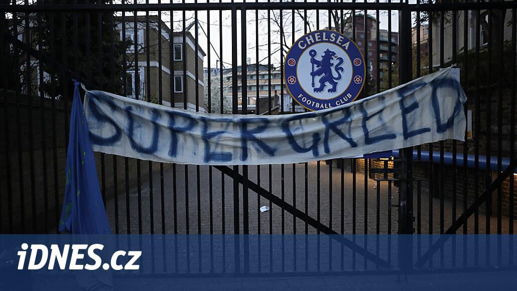 A je po všem. Fotbalová Superliga se rozpadá, končí Chelsea, City a další