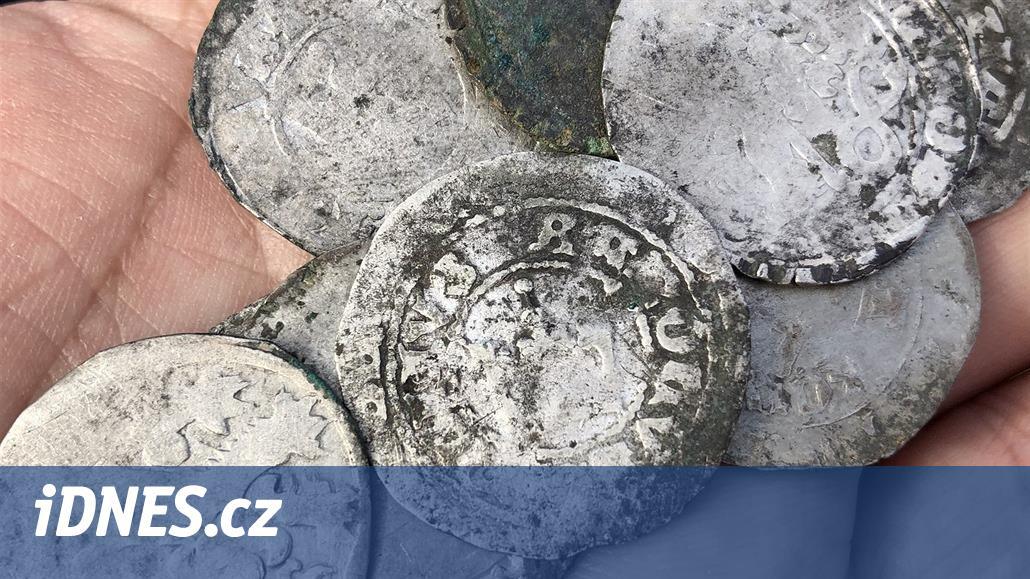 Sklep v Říčanech vydává 600 let starou záhadu. Poklad ukrytý před Žižkou