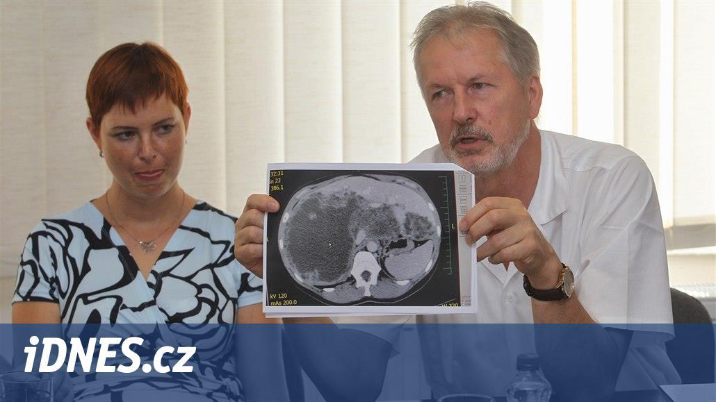 Syrové borůvky už nejíme, říká žena, které zničila játra liščí tasemnice