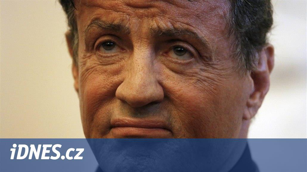 Policie zjišťuje, zda je ohlášené vystoupení Stalloneho v Praze podvod
