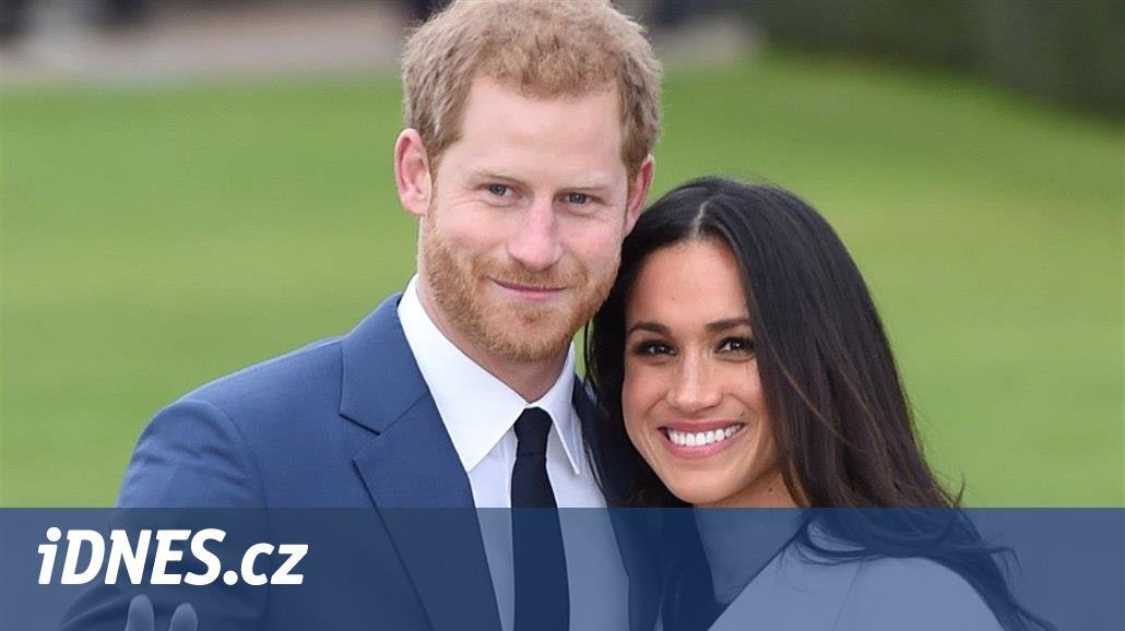 Z Meghan Po Svatbe Princezna Nebude Herecka Ukazala Zasnubni Prsten