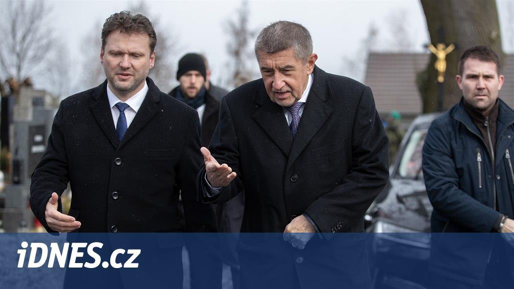 Je to velká Vondráčkova chyba, kritizuje Babiš počínání šéfa Sněmovny